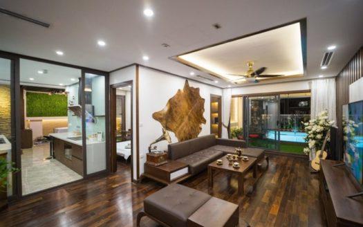 Cho thuê căn hộ Deluxe President tại Imperia Garden Hà Nội 8