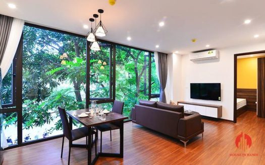 Modern bright 1BR serviced apartment for rent on Tu Hoa street 10 810x467 1