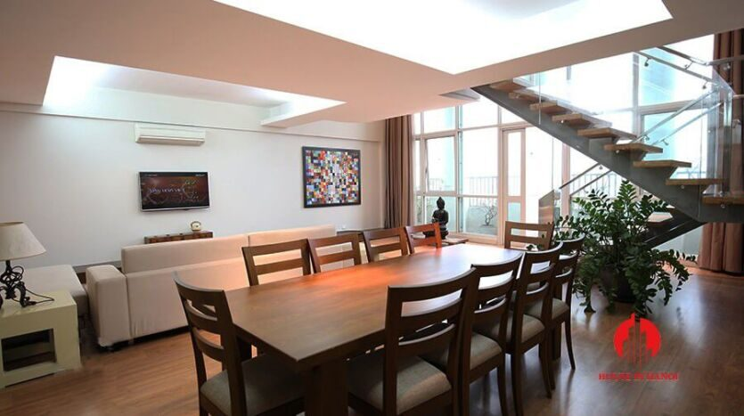 lavish penthouse for rent in ciputra 11 835x467 1