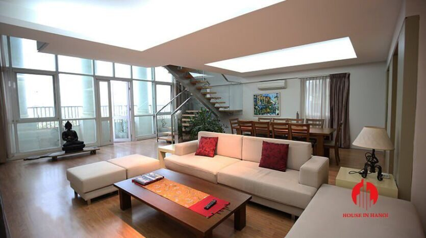 lavish penthouse for rent in ciputra 4 835x467 1