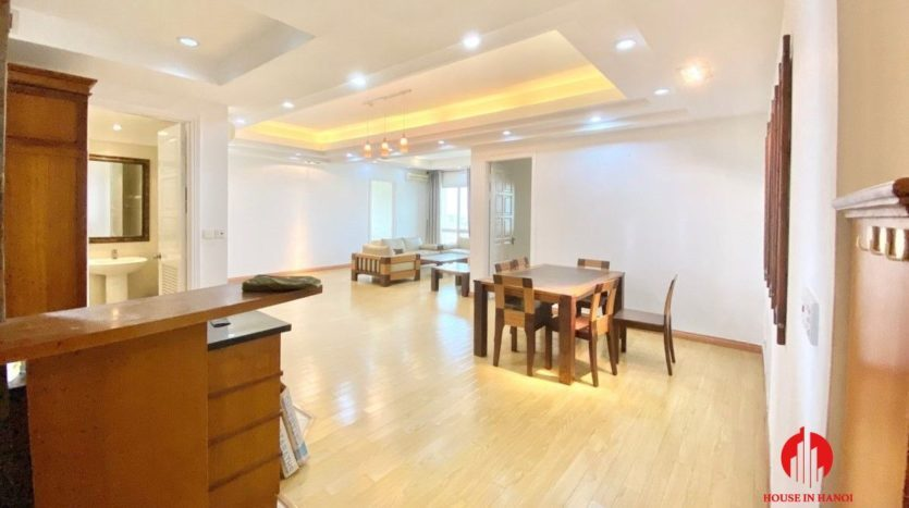 south asian style apartment for rent in e5 ciputra 6 835x467 1