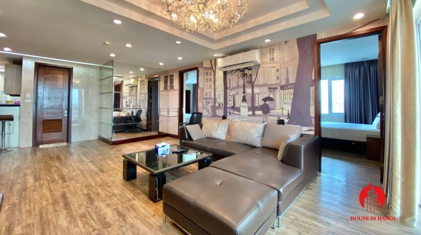 western style apartment for rent in ciputra 14 835x467 1