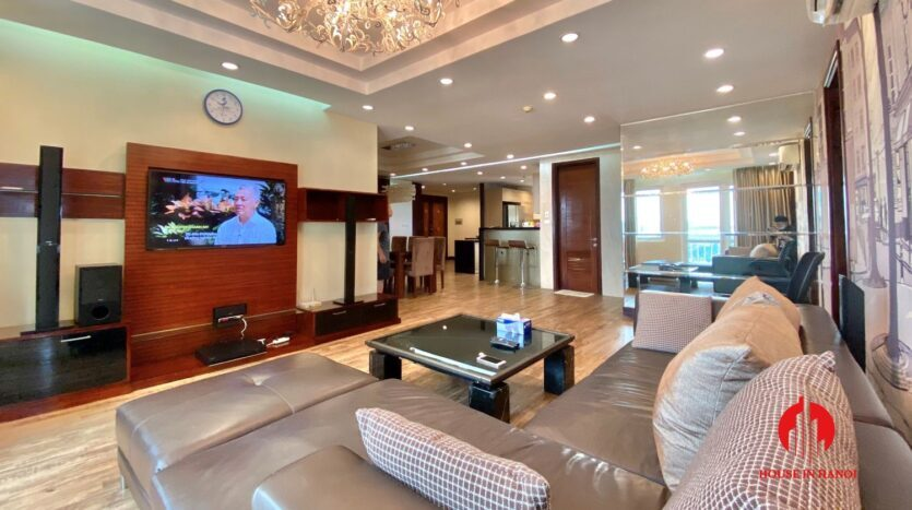 western style apartment for rent in ciputra 15 835x467 1