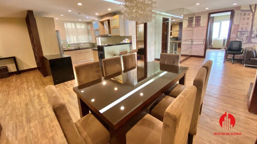 western style apartment for rent in ciputra 2 835x467 1