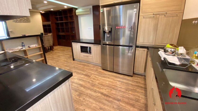 western style apartment for rent in ciputra 3 835x467 1