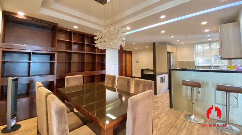 western style apartment for rent in ciputra 8 835x467 1
