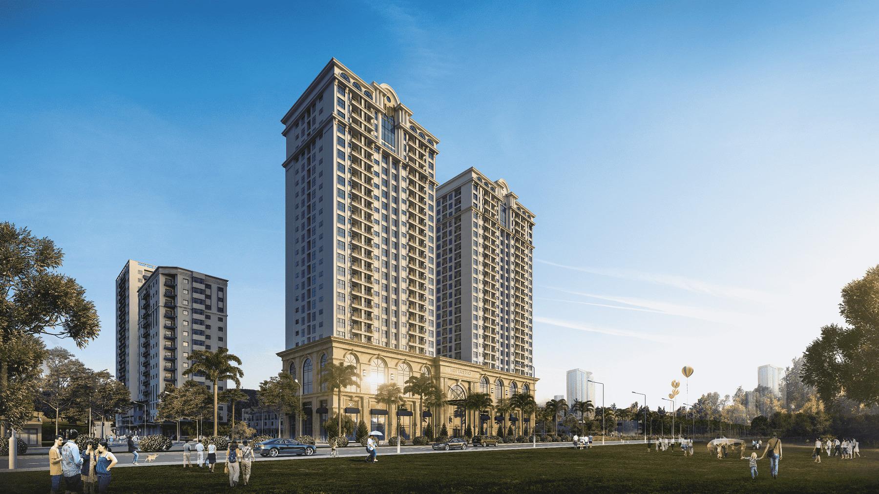 phoi canh tay ho residence