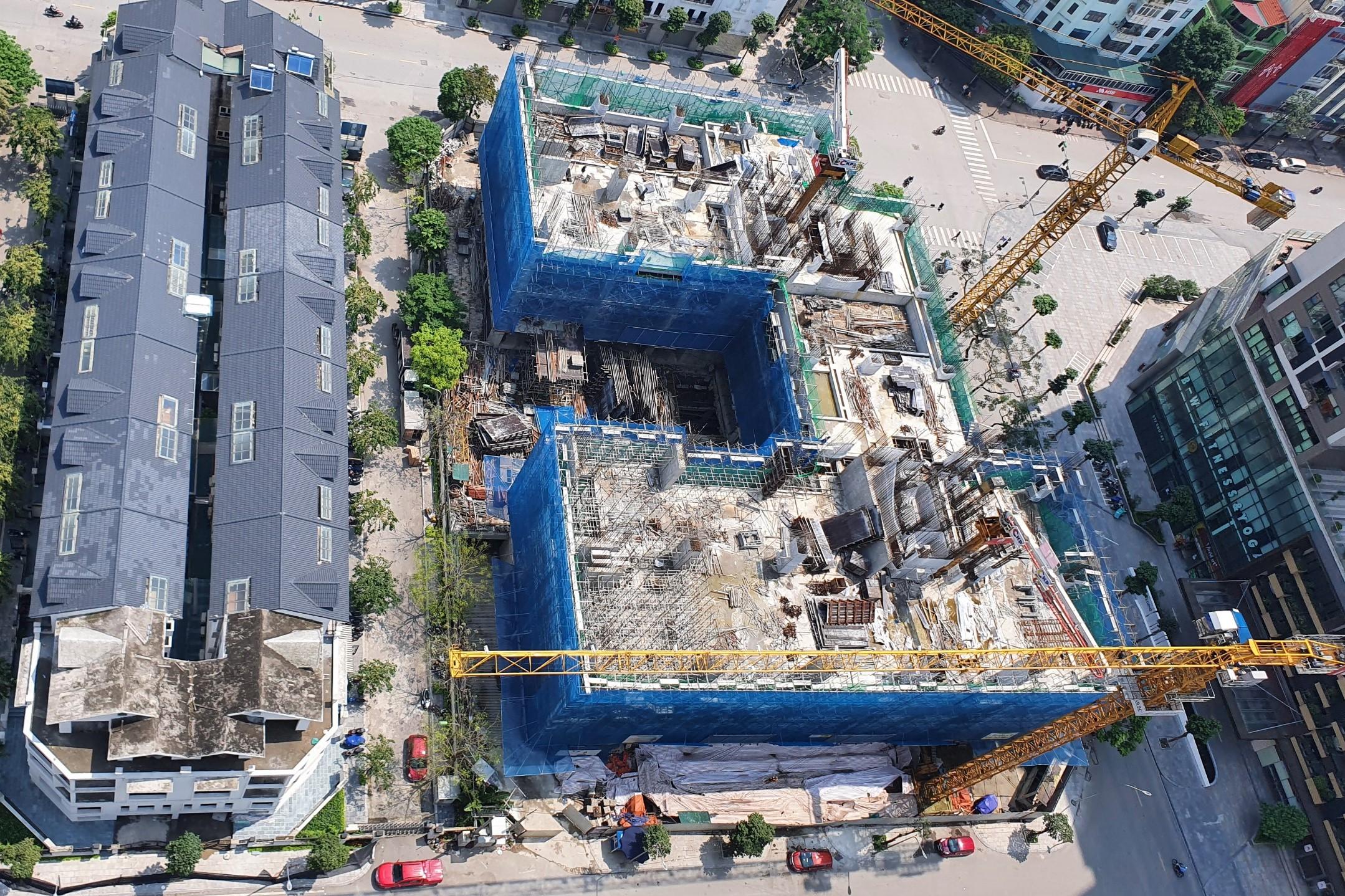 bán dự án chung cư căn hộ harmony square 1