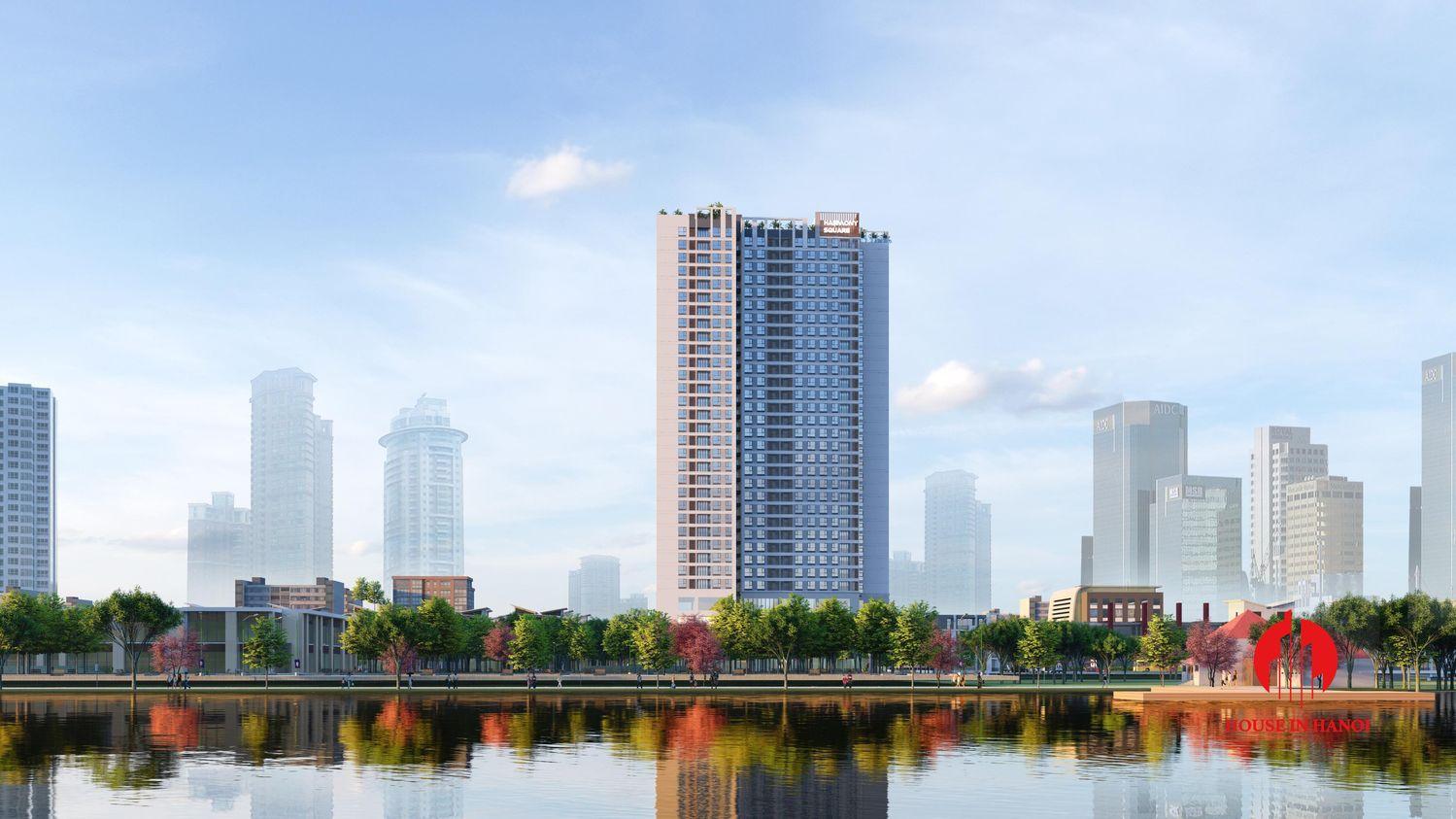 bán dự án chung cư căn hộ harmony square 3