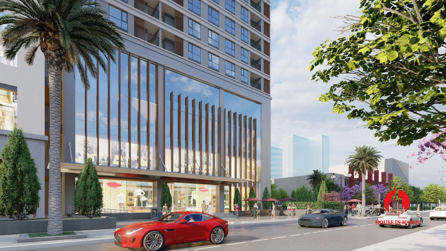 bán dự án chung cư căn hộ harmony square 4