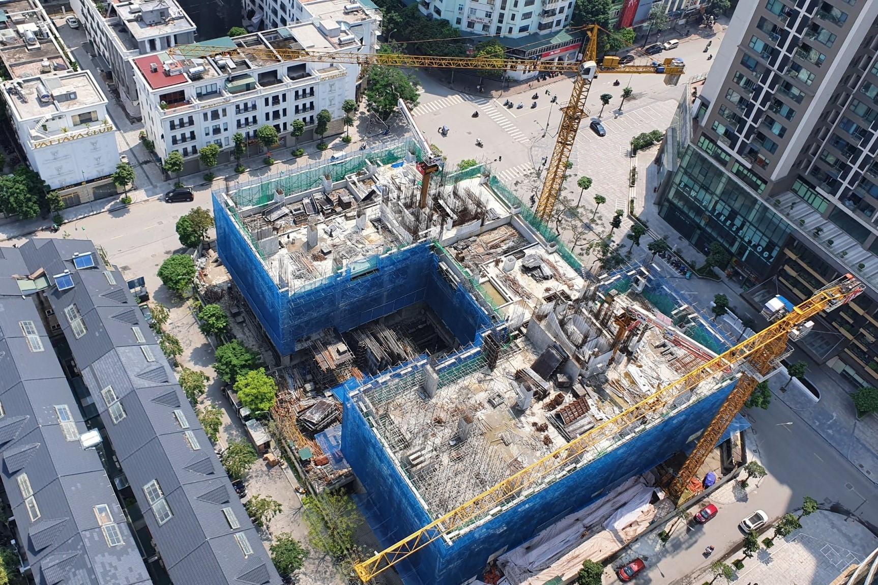 bán dự án chung cư căn hộ harmony square 7