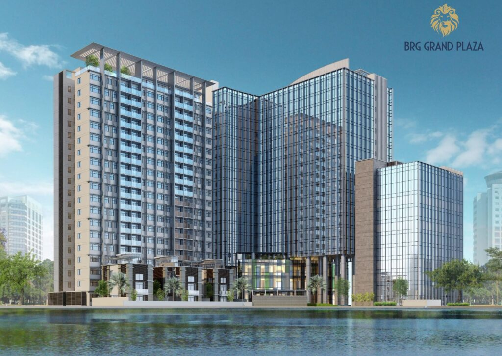 dự án brg grand plaza láng hạ 1