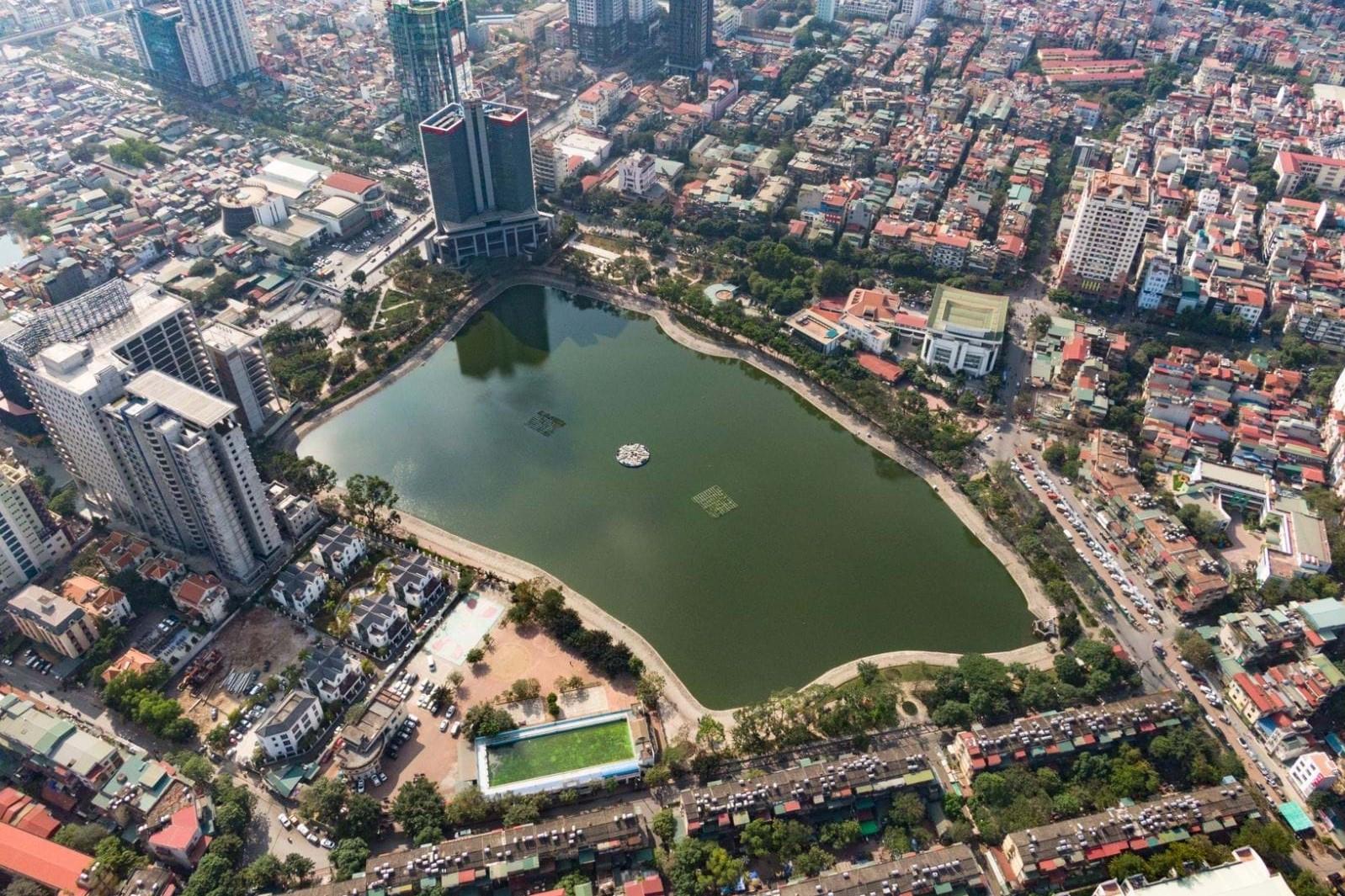 dự án brg grand plaza láng hạ 5