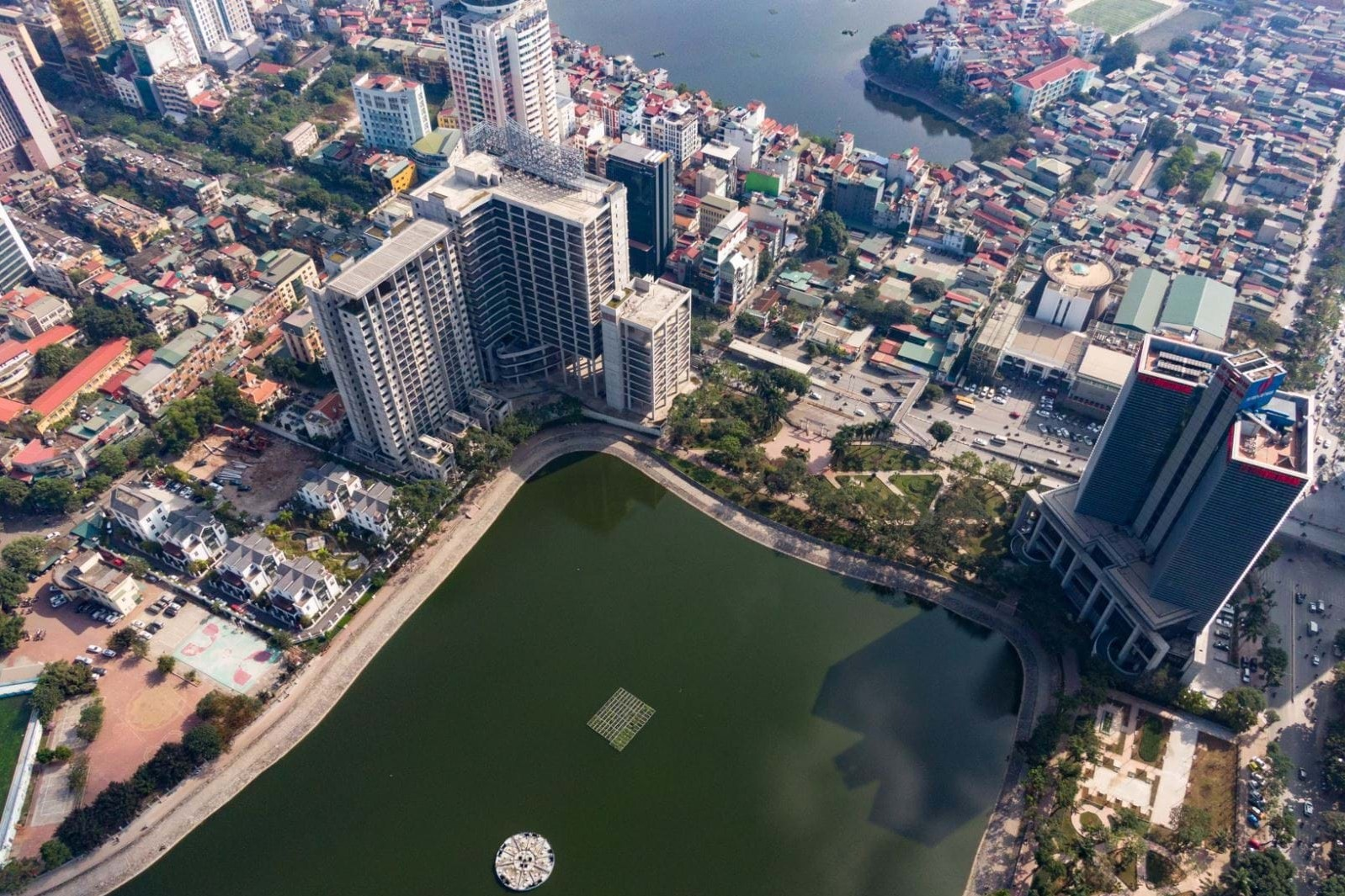 dự án brg grand plaza láng hạ 6